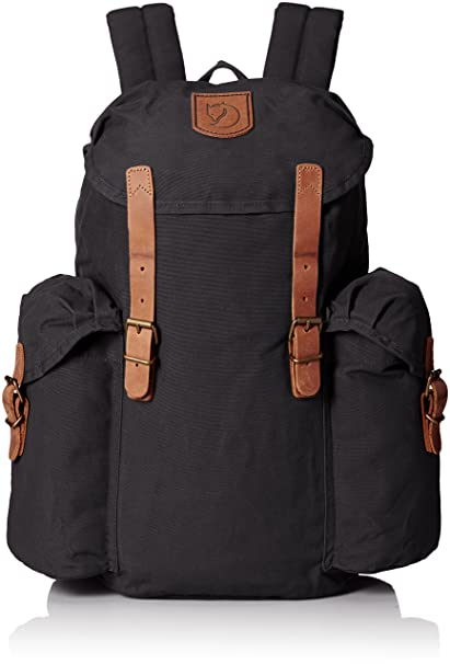 authentic quality check out buy Amazon.com: Fjallraven - Ovik Backpack 15L, Black: Sports ...