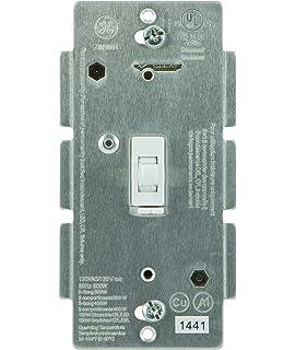 ge 45613 wave wireless lighting control. ge zwave wireless smart lighting control dimmer toggle switch inwall ge 45613 wave g