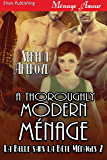 A Thoroughly Modern Menage [La Belle sans la Bete Menages 2] (Siren Publishing Menage Amour)
