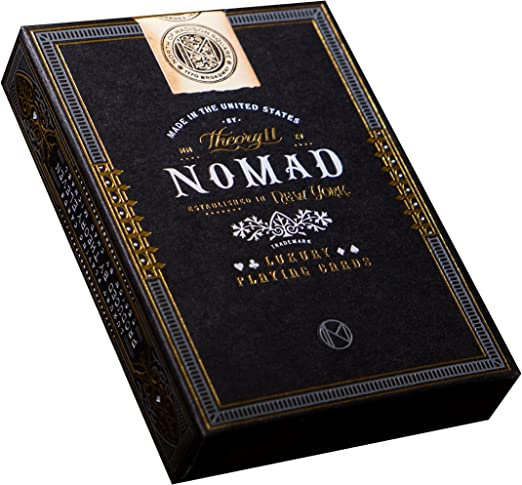 Amazon.com: NoMad Playing Cards: Sports & Outdoors