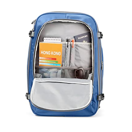 5c2b88f75a48a AmazonBasics Carry-On Travel Backpack
