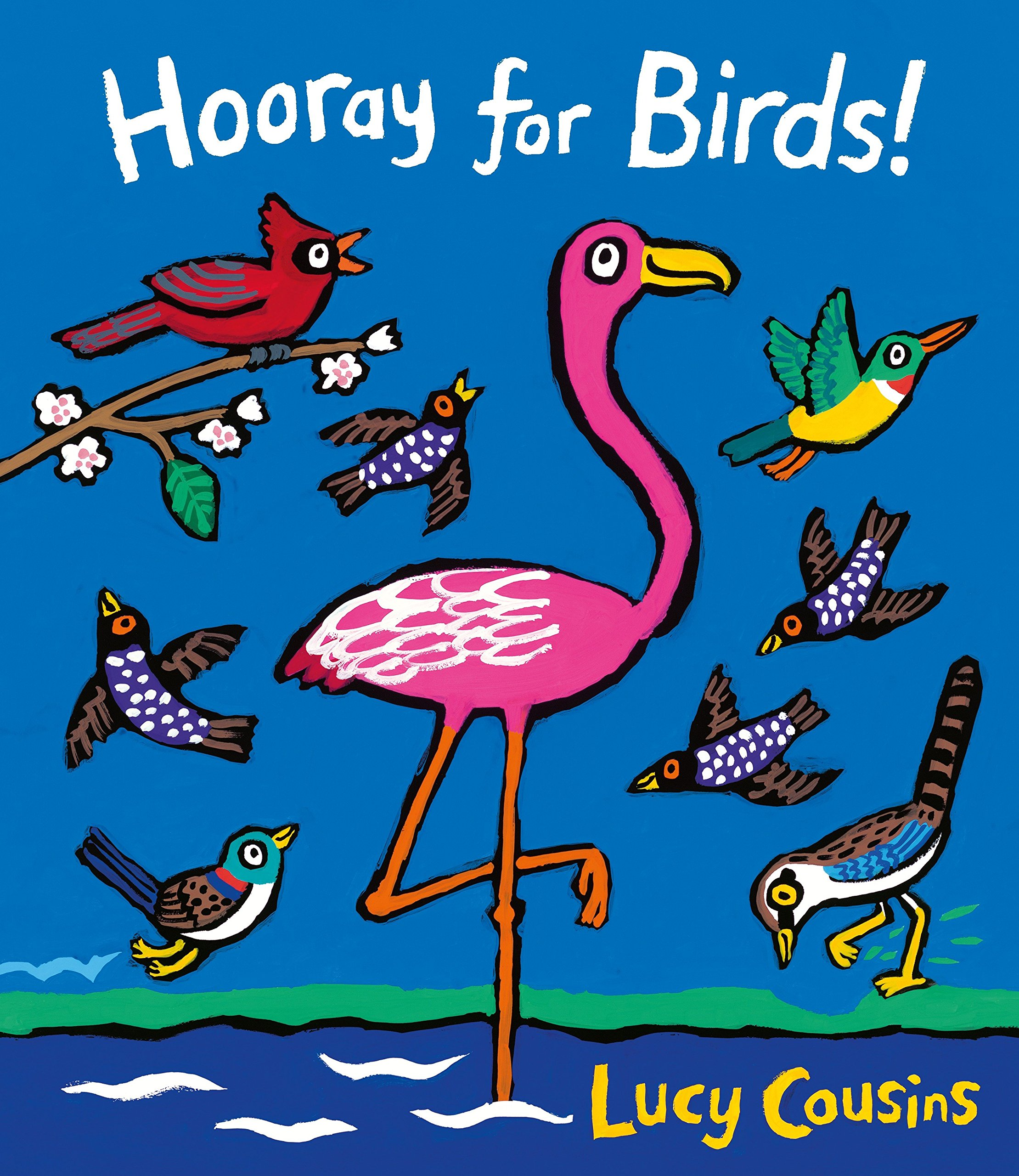 Download Hooray for Birds! pdf epub