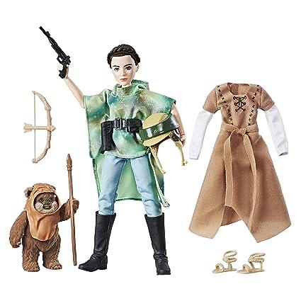 """Hasbro~Star~Wars~Forces~Of~Destiny~Luke~Skywalker~11/""""~Yoda~4/""""~"""