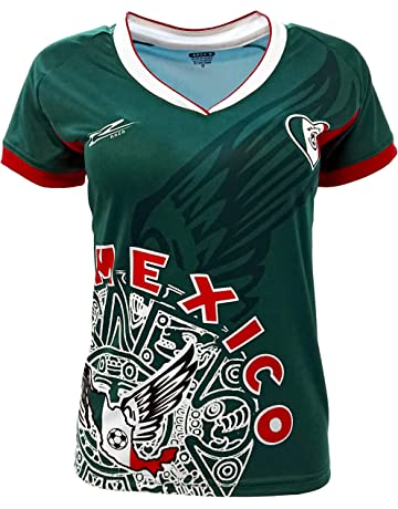 040c4a4cacf Arza Sports Mexico Slim Womens Soccer Jersey Exclusive Desin