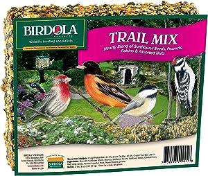 Birdola 324011 Trail Mix Seed Cake, 2.2-lb, PHL324011