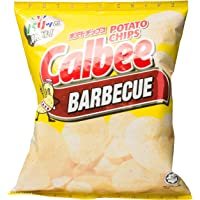 Calbee Potato Chips, Barbecue, 80g