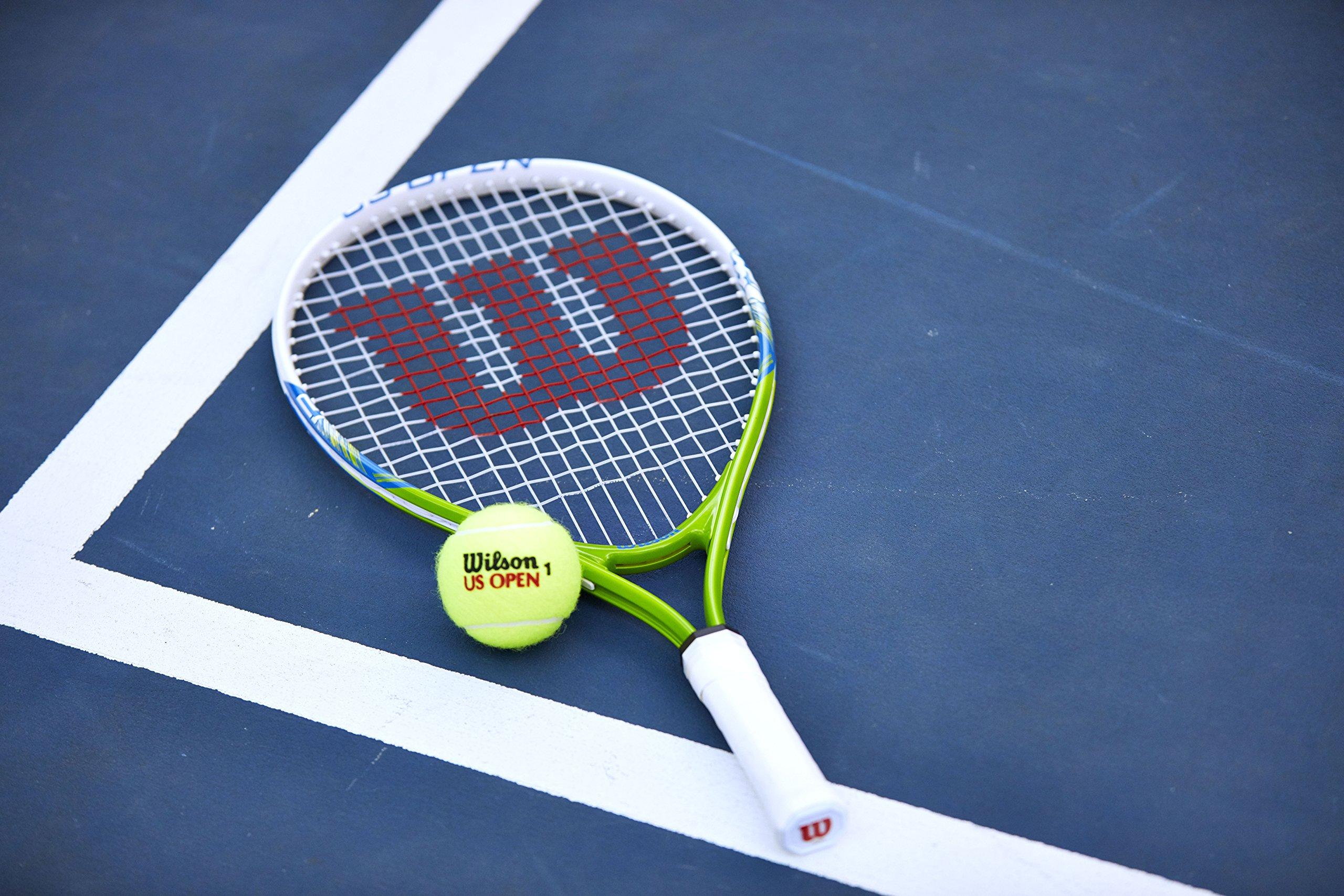 Wilson Junior US Open Tennis Racquet by Wilson (Image #3)