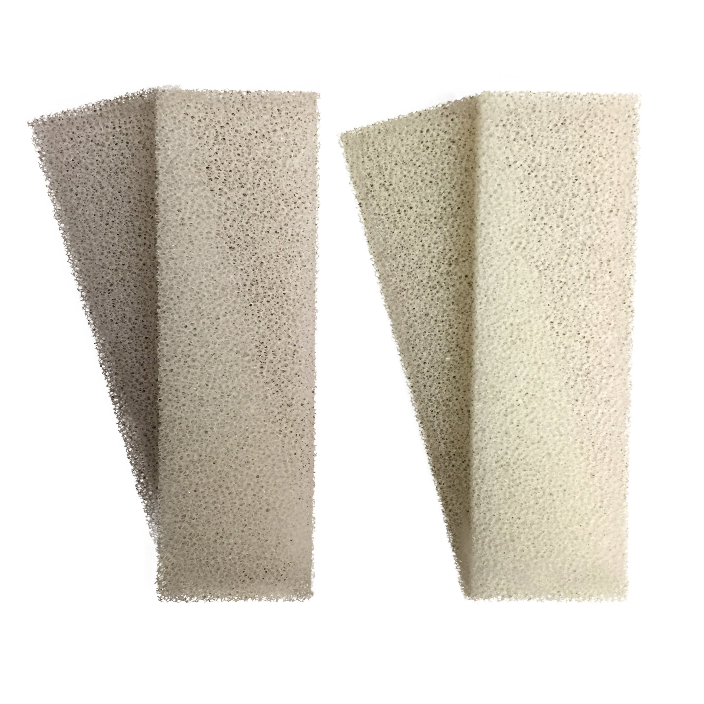 Finest-Filters 4 x Compatible Foam Filter Pads to fit Fluval U3 Range of Internal Filters