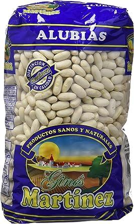 Ginés Martínez Alubias T. Riñón - 1 kg - [Pack de 5]: Amazon ...