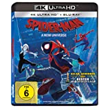 Spider-Man - A New Universe (+ Blu-ray) [4K Blu-ray]