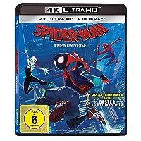Spider-Man - A New Universe (+ Blu-ray) [4K Blu-ray]