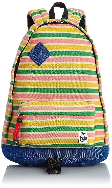 [チャムス] リュック Classic Day PackSweat Nylon CH60-0681-A046-00 B00RUW9746 マルチカラーポップネイビー マルチカラーポップネイビー