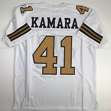 half off 1daf0 b5fc7 Unsigned Alvin Kamara New Orleans Color Rush Custom Stitched Football  Jersey Size Men's XL New No Brands/Logos