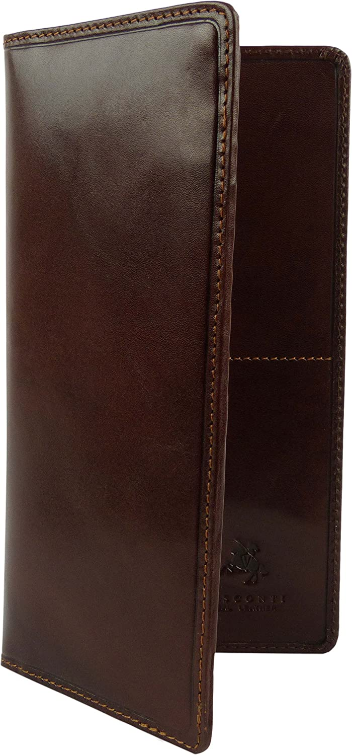 3 Colours Mala /'Toro/' Collection High Quality Slimline Leather Wallet