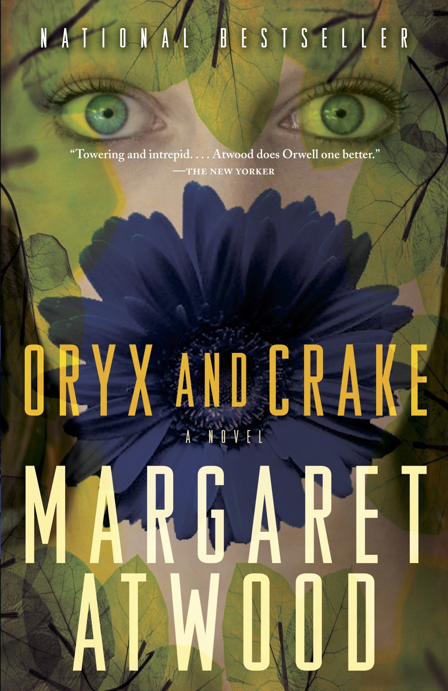 margaret atwood oryx and crake ebook