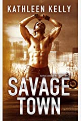 Savage Town (Savage Angels MC #3) Kindle Edition