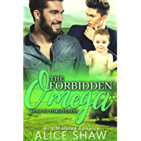 Forbidden Omega: A Non-Shifter Omegaverse M/M Mpreg Romance (Road To Forgiveness Book 3) (English Edition)