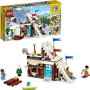 LEGO Creator 3in1 Modular Winter Vacation 31080 Building Kit (374 Piece)