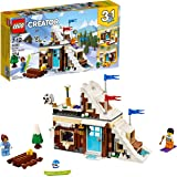 LEGO Creator 3in1 Modular Winter Vacation 31080 Building Kit (374 Piece)