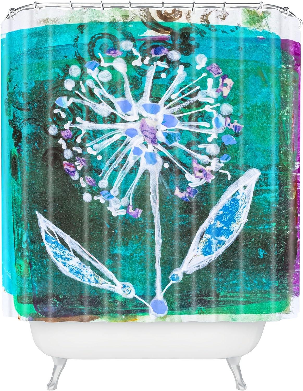 Deny Portland Mall Designs Elizabeth St Hilaire Nelson Brand new Blooms Dandelion Shower