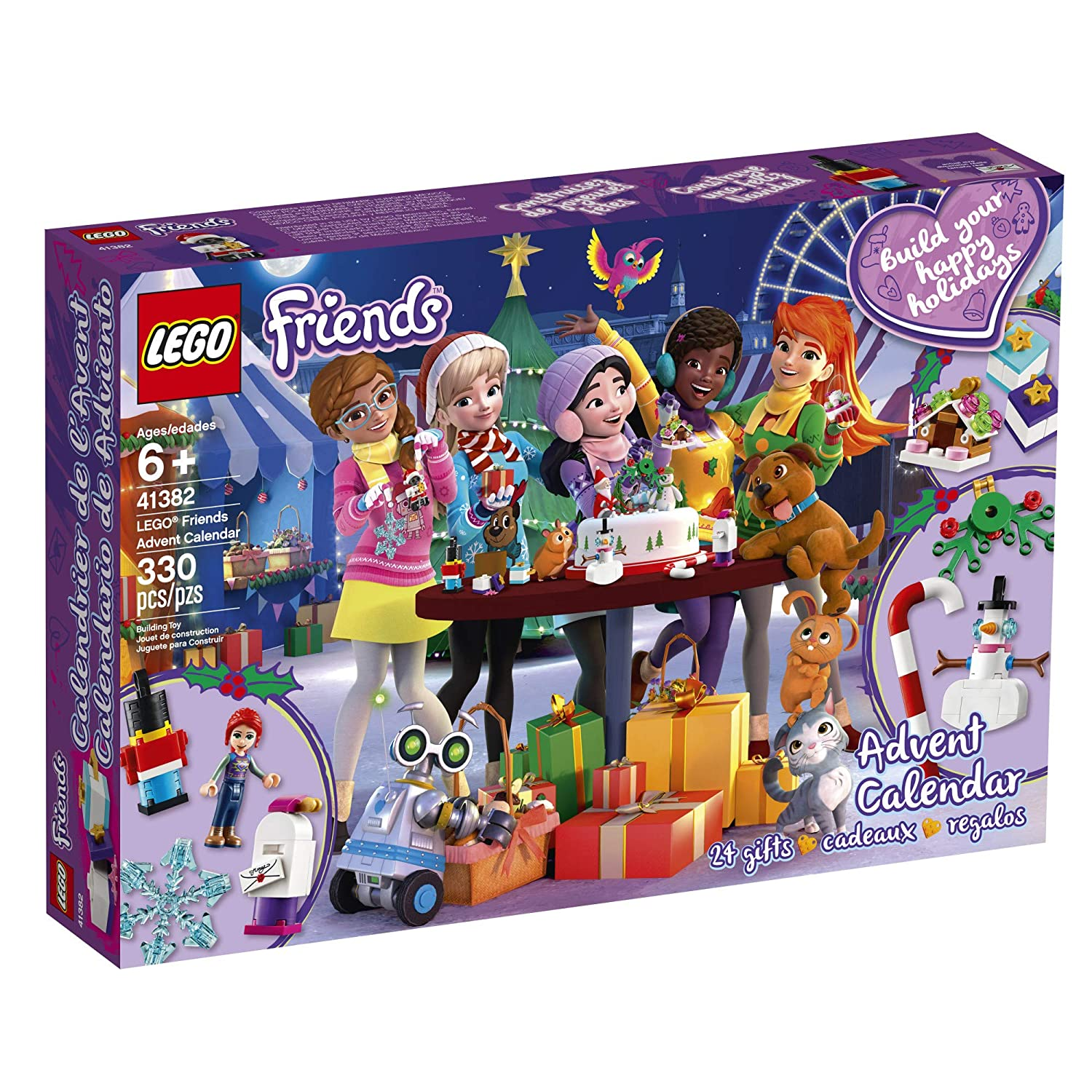 Calendars Order On Lego Amazon Pre Advent 2019 The Fan Brick SqzUMVp