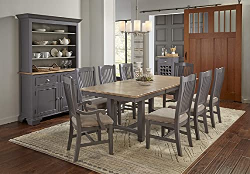 A-America Port Townsend Trestle Table