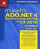 Murach's ADO.NET 4 Database Programming with