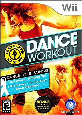 Ubisoft Golds Gym Dance Workout, Wii - Juego (Wii, Nintendo ...