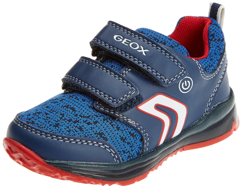 Geox B Todo C, Sneakers Basses bébé garçon B8284C011BC