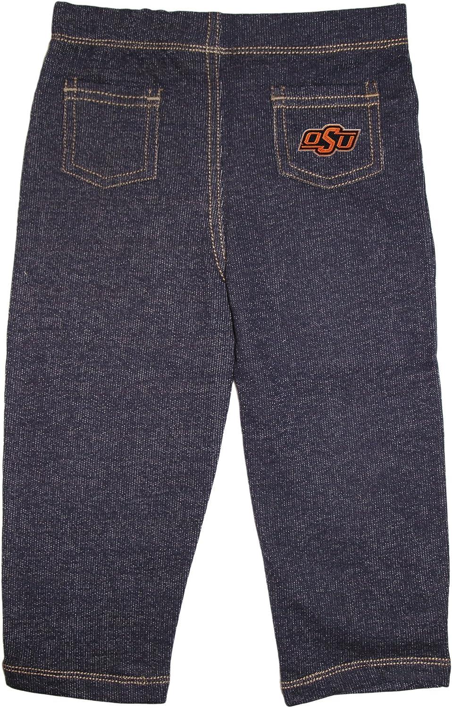 Oklahoma State University OSU Denim Jeans