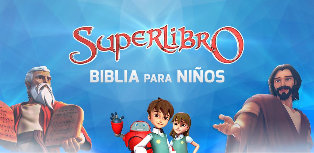 Biblia Superlibro, Video + Juegos: Amazon.es: Appstore
