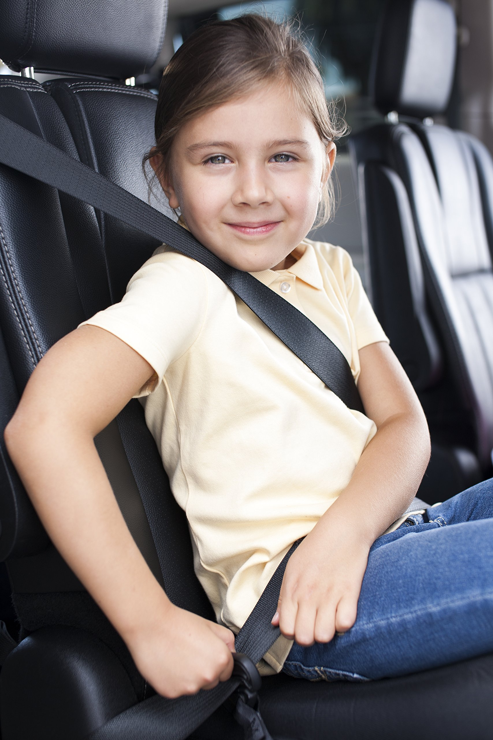 Safety 1st Incognito Kid Seat Belt Positioning Booster Seat
