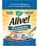 Nature's Way Alive! Protein Complete Shake, Vanilla, 0.52 Pound