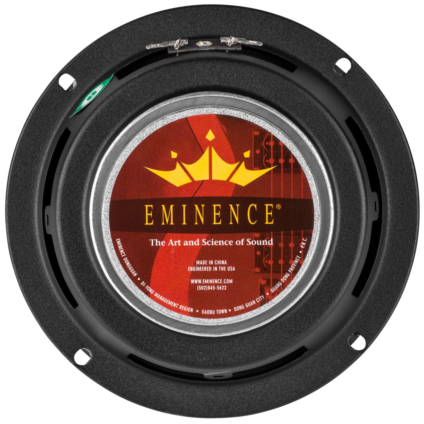 Factory Buyouts Eminence 6-1/2'' Guitar Speaker 20W 4 Ohm