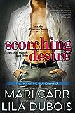 Scorching Desire (Trinity Masters Book 3)