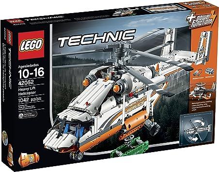 lego technic black hawk