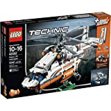LEGO Technic Heavy Lift Helicopter 42052 building Kit by LEGO