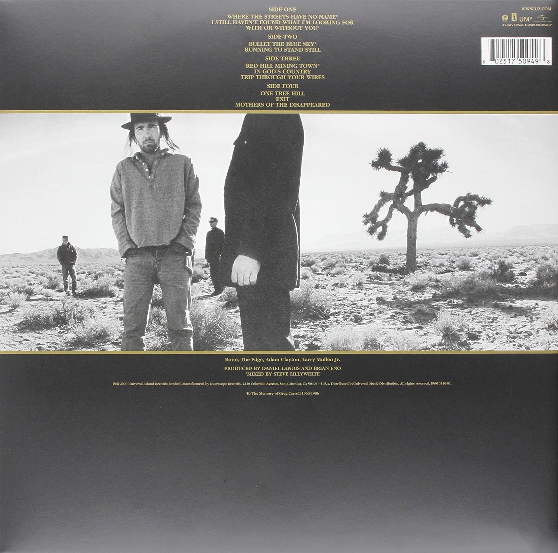 U2 - The Joshua Tree - Amazon.com Music