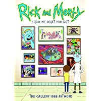 Rick and Morty: Show Me What You Got – The Gallery 1988 Artwork