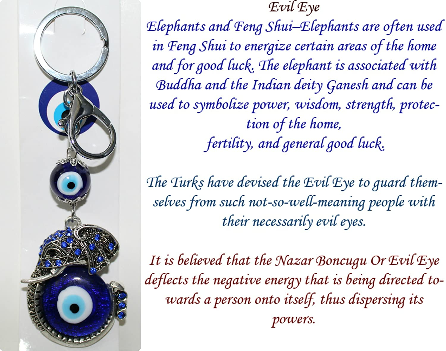 Fcs lord ganesha key ring with turkish evil eye to amazon fcs lord ganesha key ring with turkish evil eye to amazon electronics buycottarizona Image collections
