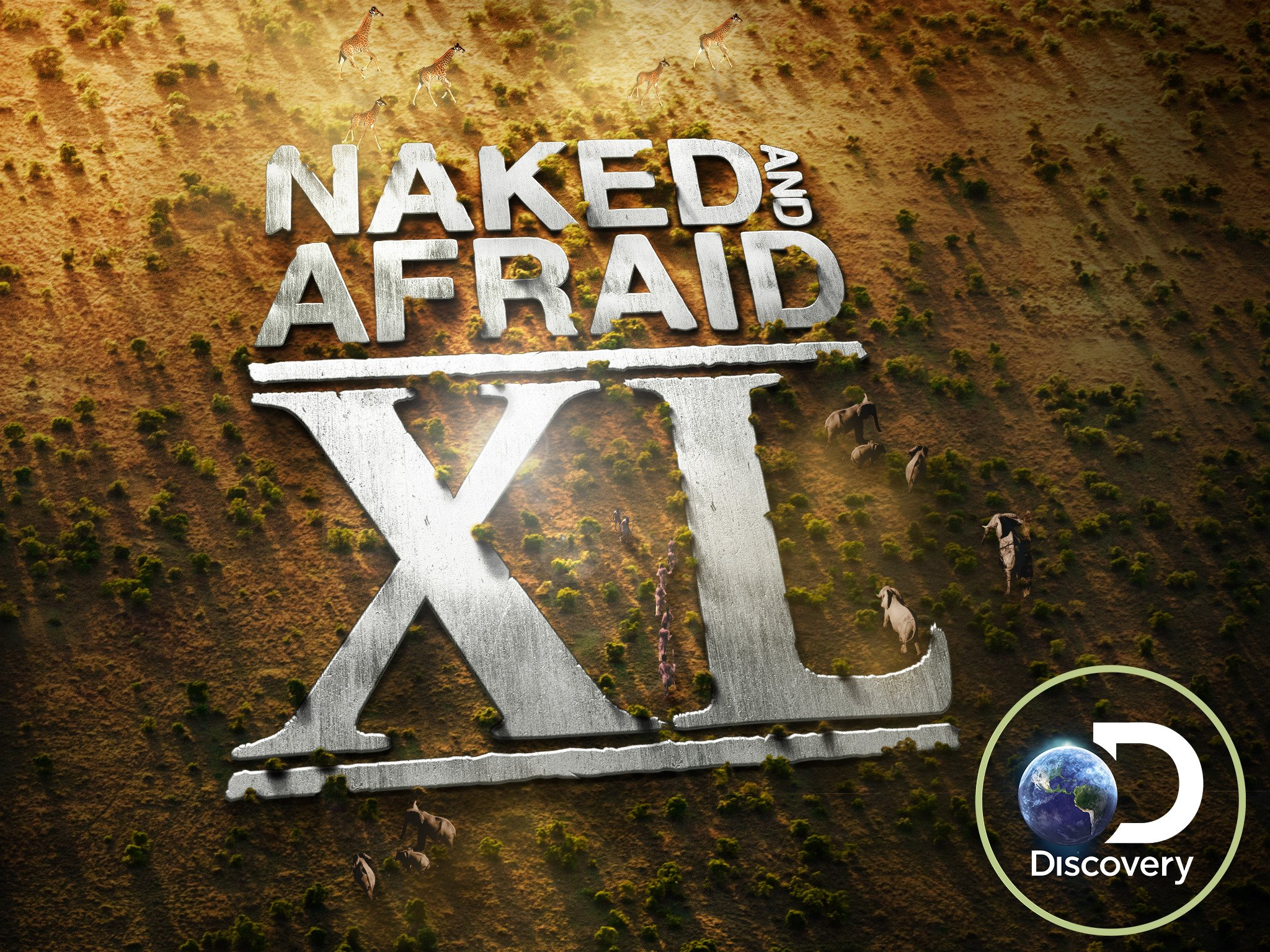 Watch Naked and Afraid XL Episodes Online | SideReel