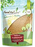 Food to Live Fenugreek Seeds (Methi) (8 Ounces)