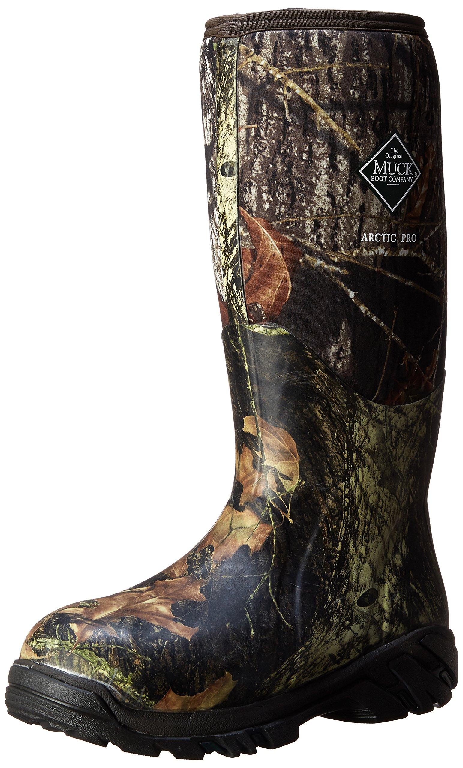 Muck Boots Arctic Pro Camo Mossy Oak - Men's 9.0, Women's 10.0 B(M) US by Muck Boot