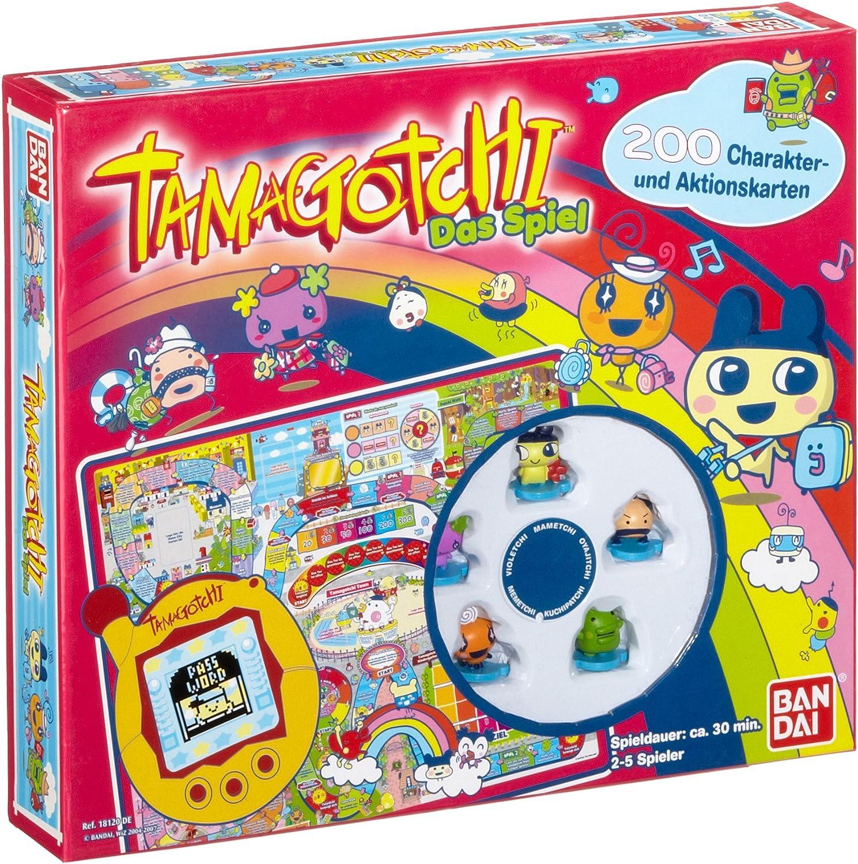 BANDAI Tamagotchi Juego Mesa: Amazon.es: Juguetes y juegos