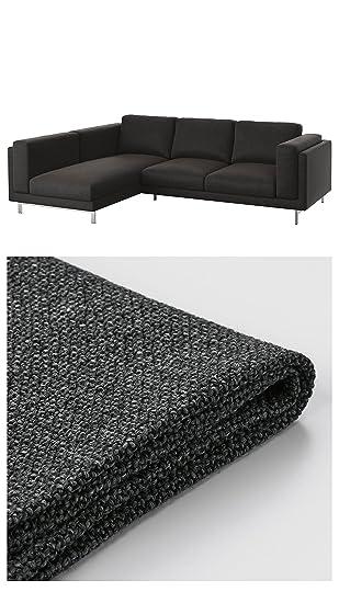 Stupendous Amazon Com Ikea Nockeby Cover Slipcover Set Only Teno Ibusinesslaw Wood Chair Design Ideas Ibusinesslaworg