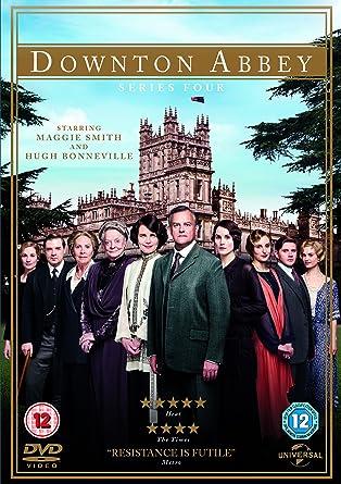 Downton Abbey - Series 4 [DVD] [2013]: Amazon.co.uk: Maggie Smith ...
