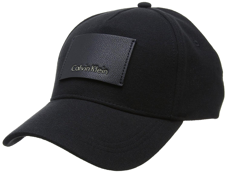 Calvin Klein Men's Pique' Baseball Cap One (Size: OS) K50K503669