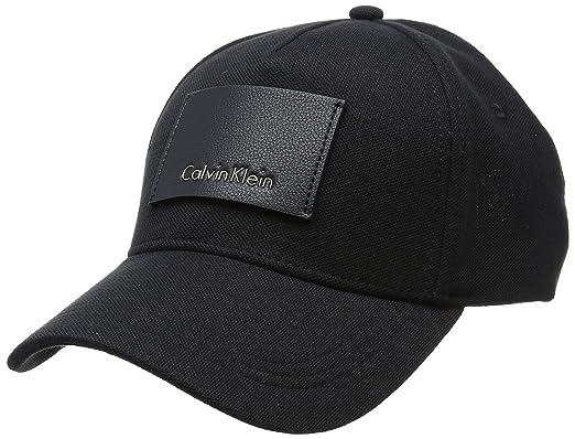 2fa7d9de1 Calvin Klein Men's Pique' Baseball Cap