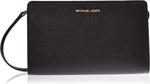 Michael Kors Women's Jet Set Travel Lg Crossbody Clutch bag