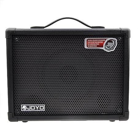 Amplificador combo para guitarra Joyo pedales DC-30: Amazon.es: Instrumentos musicales